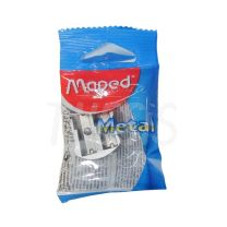 Sacapunta metal 2 bocas 006700 Maped
