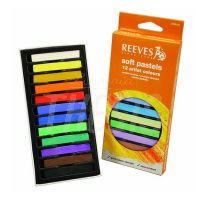 Pastel Tiza Reeves Soft x 12