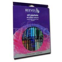 Pastel Oleo Reeves x 48