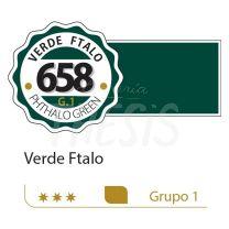 Oleo Alba  18 ml verde ftalo 658 G1