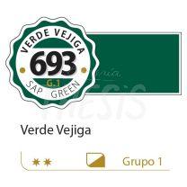 Oleo Alba  18 ml verde vejiga 693 G1