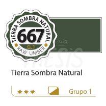 Oleo Alba  18 ml tierra sombra natural 667 G1