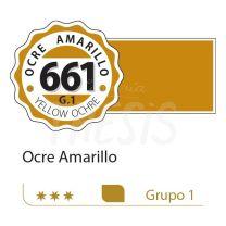 Oleo Alba  18 ml ocre amarillo 661 G1