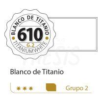 Oleo Alba 125 ml blanco titanio 610 G2