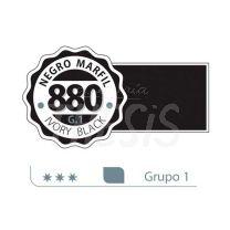 Acrilico Alba   18 ml negro marfil 880 G.1