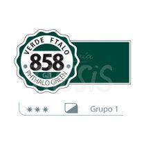 Acrilico Alba   18 ml verde ftalo 858 G.1