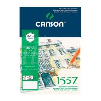 Block Canson 1557 Dessin A4 180 gr 30 hojas