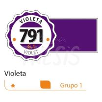 Tempera profesional Alba  18ml violeta 791