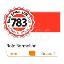 Tempera profesional Alba  18ml rojo bermellon imitacion 783