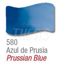 Barniz vitral  37 ml 580 azul de prusia Acrilex