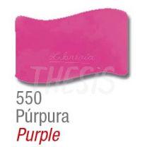 Barniz vitral  37 ml 550 purpura Acrilex