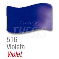 Barniz vitral  37 ml 516 violeta Acrilex