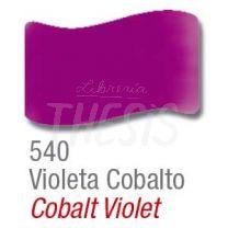 Barniz vitral  37 ml 540 violeta de cobalto Acrilex