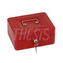 Cofre de seguridad 200 x 160 x 70 mm Cash Box