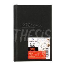 Cuaderno Canson ArtBook One 10,2 x 15,2 cm 98 hojas 100 gr