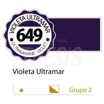 Oleo Alba  60 ml violeta ultramar 649 G2