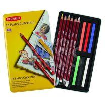 Derwent Pastel Collection Set x 12