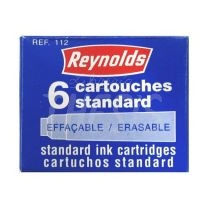 Cartuchos Reynolds x  6 Azul