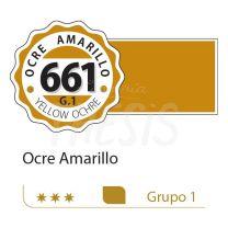 Oleo Alba 125 ml ocre amarillo 661 G1