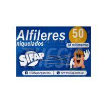 Alfileres Sifap 28 mm x 50 gr