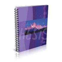Cuaderno America A4 29,7 80 hojas Cuadriculado Nos