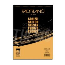 Block Fabriano Schizzi esbozo A5 90 gr x 60 hojas