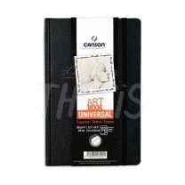 Cuaderno Canson ArtBook universal 96 gr A5 112 hojas