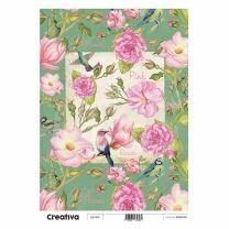 Laminas para Decoupage Creativa Vintage 116-204