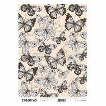 Laminas para Decoupage Creativa Vintage 116-207