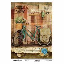 Laminas para Decoupage Creativa Vintage 116-211