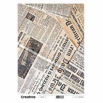 Laminas para Decoupage Creativa Vintage 116-216