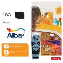 Tempera Alba Magic 170 cc Pomo Negro 180