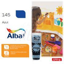 Tempera Alba Magic 170 cc Pomo Azul 145