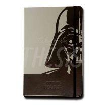 Libreta Brugge Star Wars 13 x 21 cm 96 hojas rayadas Im your father