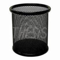 Posalapices metalico negro 511882 Coxi Metal Mesh