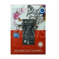 Block Fabriano Studio Accademia 23 x 32 cm 20 hojas 200 gramos