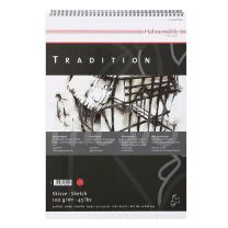 Block Hahnemuhle tradition 100 gr A3 50 hojas