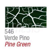 Craquelador color set 2 frascos 37 cc  verde pino Acrilex