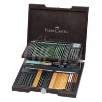 Valija Faber Castell Pitt Monochrome  112971