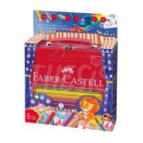 Set Faber Castell  de lápices Jumbo grip circo 23 piezas