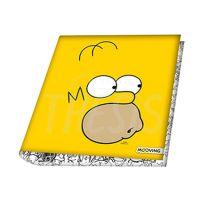 Carpeta escolar Simpsons 3 x 40 1001196 Mooving