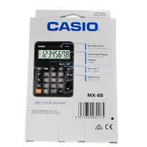 Calculadora Casio MX-8B