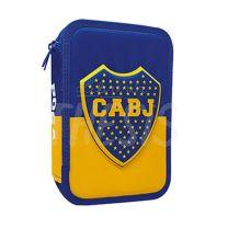 Cartuchera 1 piso Boca Juniors  1512111 Mooving