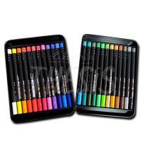 Crayones Posca pastel al oleo x 24 colores