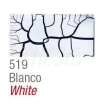 Craquelador color set 2 frascos 37 cc  blanco Acrilex