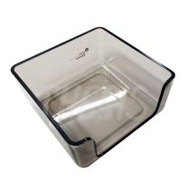 Porta taco 9 x 9 cm en acrilico Pizzini