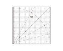 Regla acrilica Olfa 30 x 30 cm (OLFMQR30)