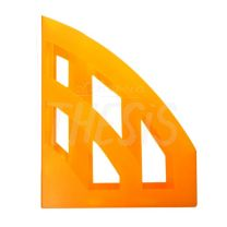 Revistero naranja Herlitz