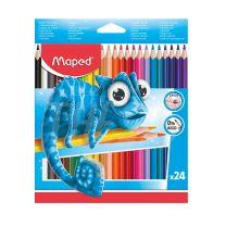 Lapices de colores Maped x 24 86225402