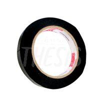 Cinta adhesiva de papel negra 18 mm x 50 metros Erika